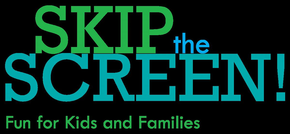 logo for skip the screen